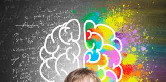 Lésion cérébrale enfant